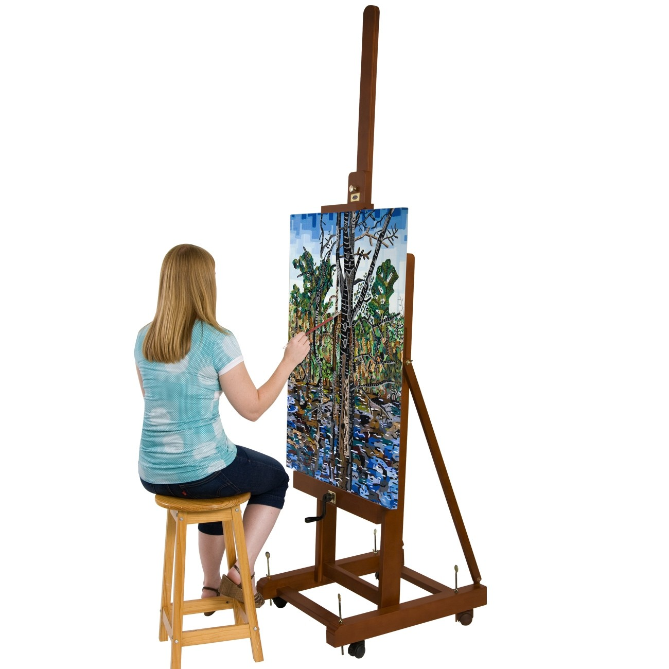 Eagle Rock Premium Studio Easel