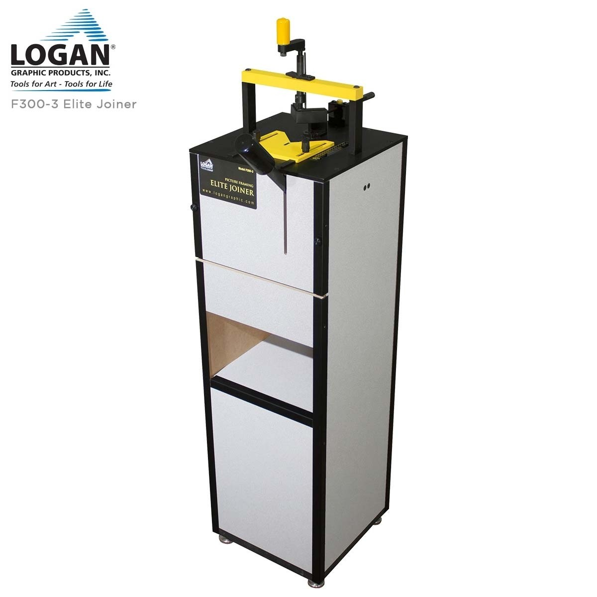 Logan F300-3 Elite Joiner and Accessories