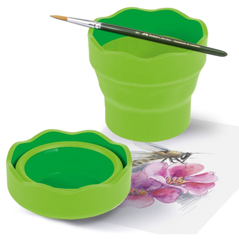 Faber-Castell CLIC&GO Water Cup in Lime