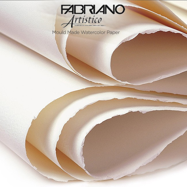 Fabriano Artistico Mould Made Watercolor Papers