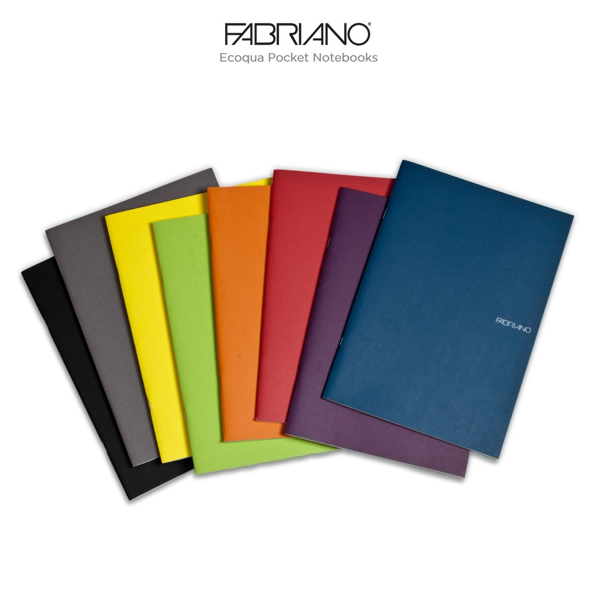 Fabriano EcoQua Pocket Notebooks