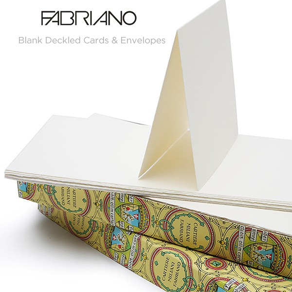 Fabrianos Best Selling Medioevalis Sizes Are Now Available In Combined Card And Envelope Sets