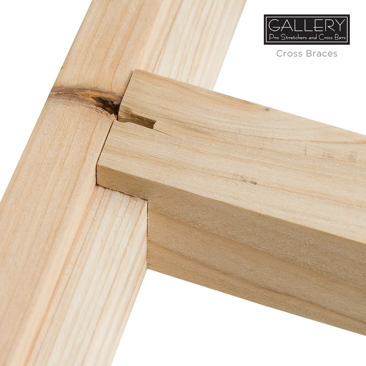 Gallery Pro Cross Braces - Medium Duty