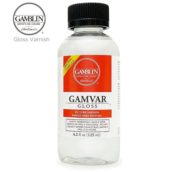 Gamblin Gamvar Gloss Varnish