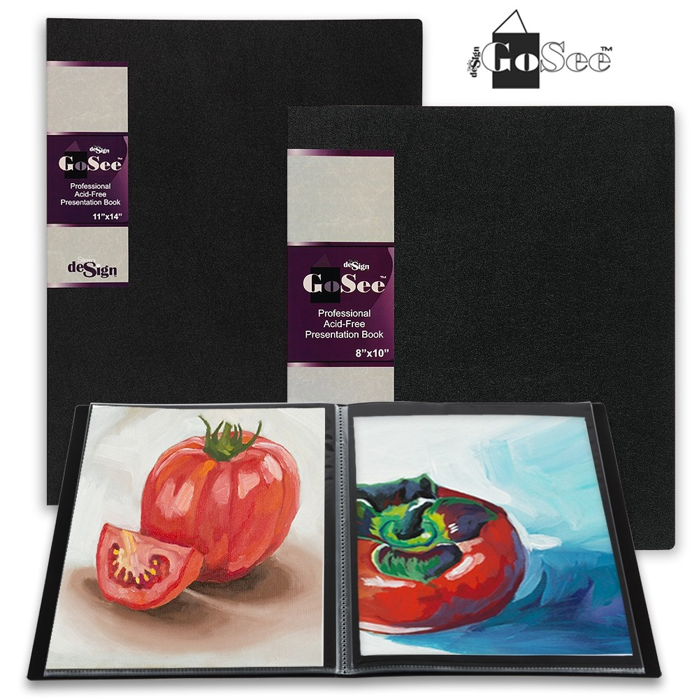 Professional Archival Presentation Books