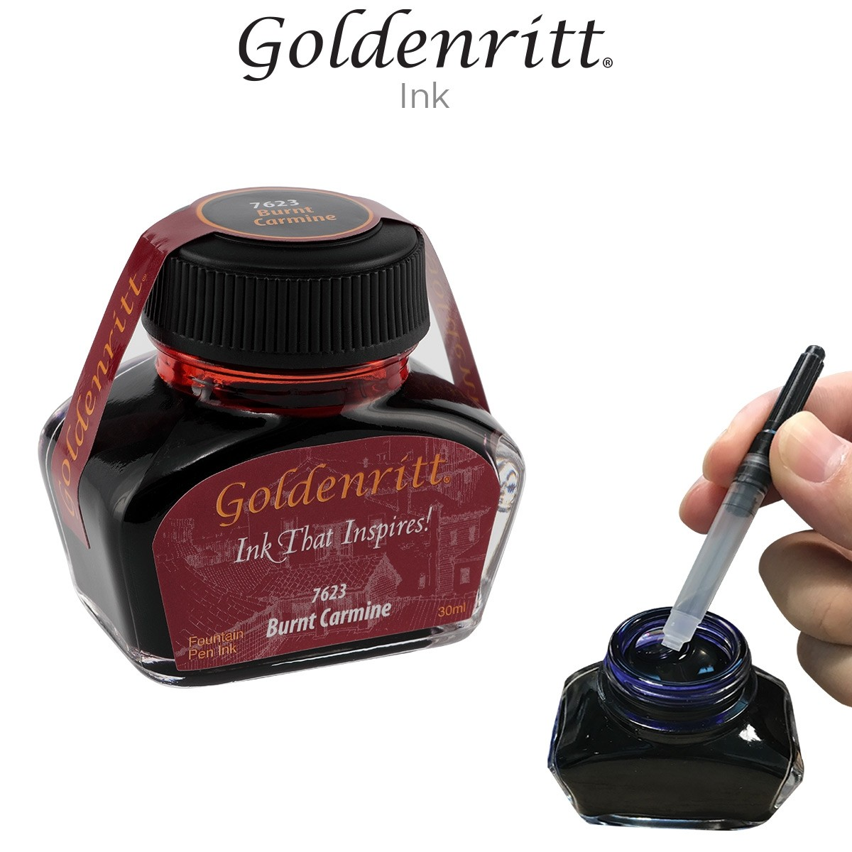 Goldenritt Inks