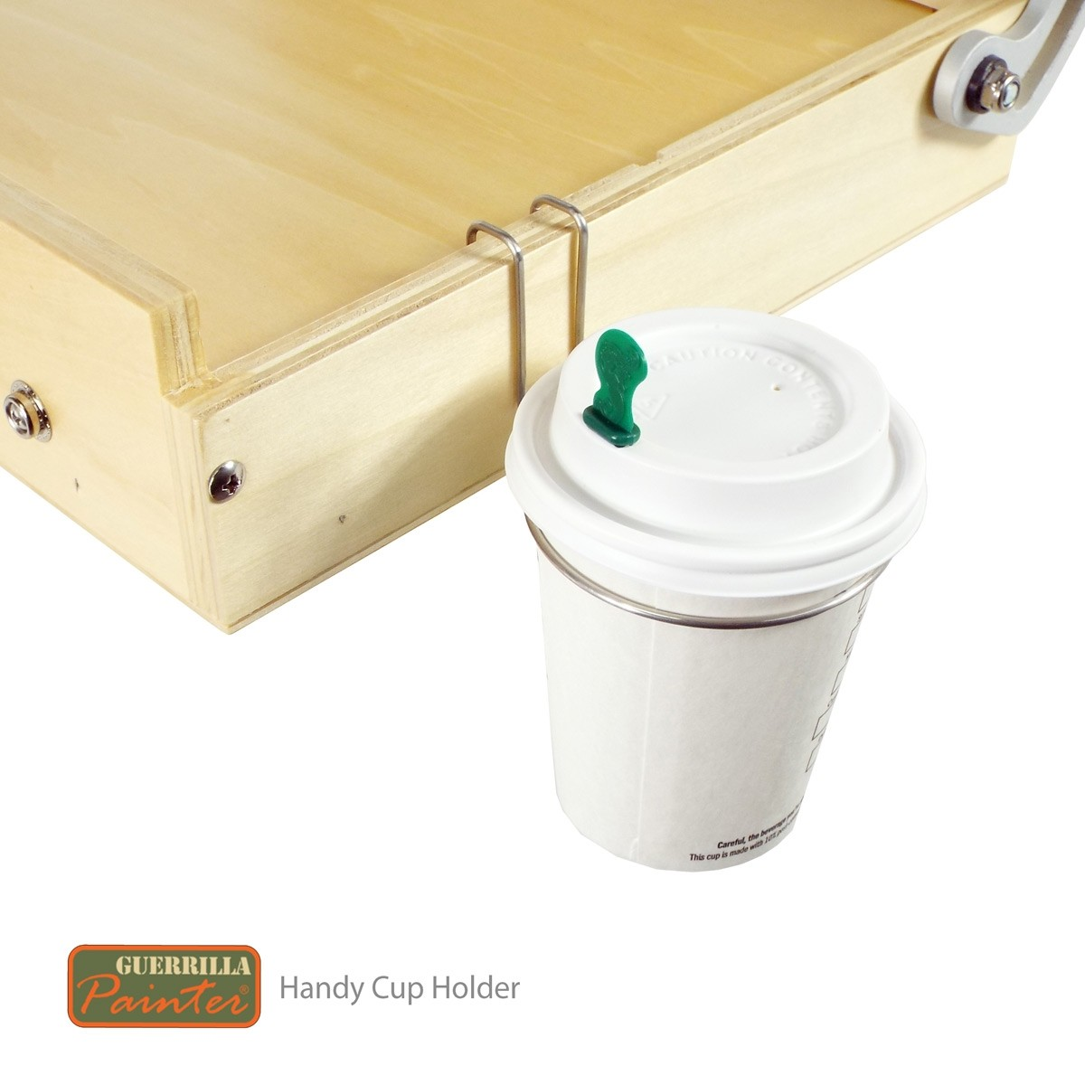 Guerrilla Painter Handy Cup Holder