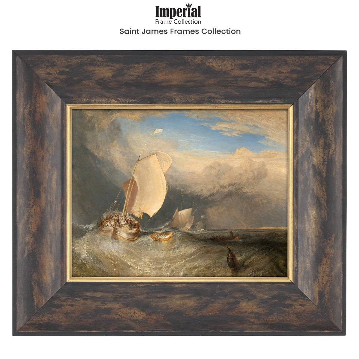 Imperial Frames Saint James Collection