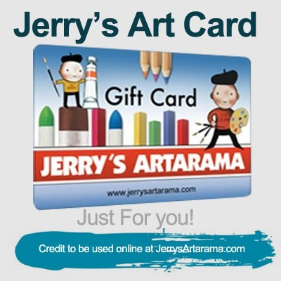 Jerry's Art Card eGift Card