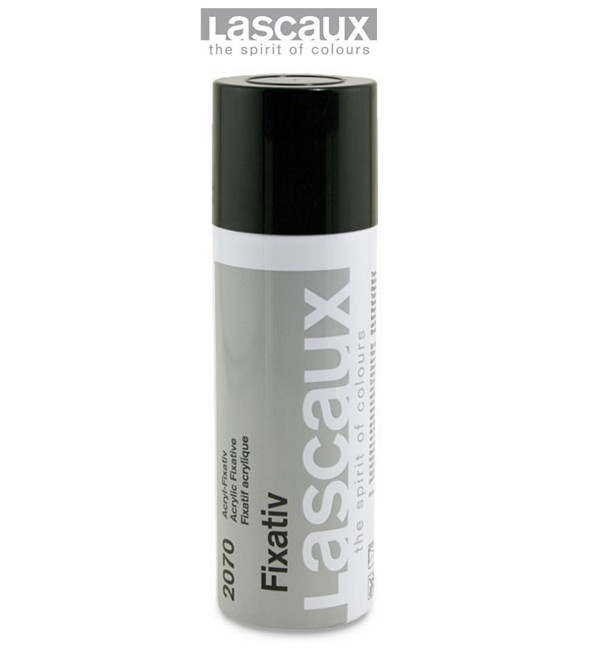 Lascaux Fine Art Fixative Archival Spray 12oz Can