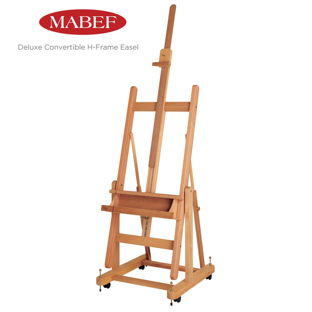Mabef Deluxe H-Frame Studio Easel