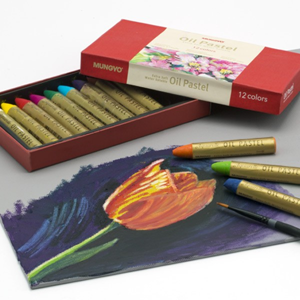 Mungyo Gallery Water Soluble Oil Pastels