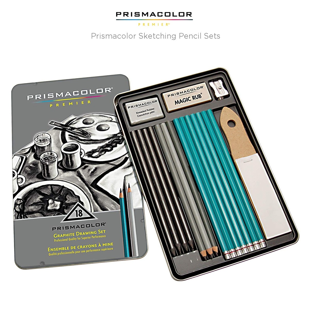 Prismacolor Sketching Pencil Sets
