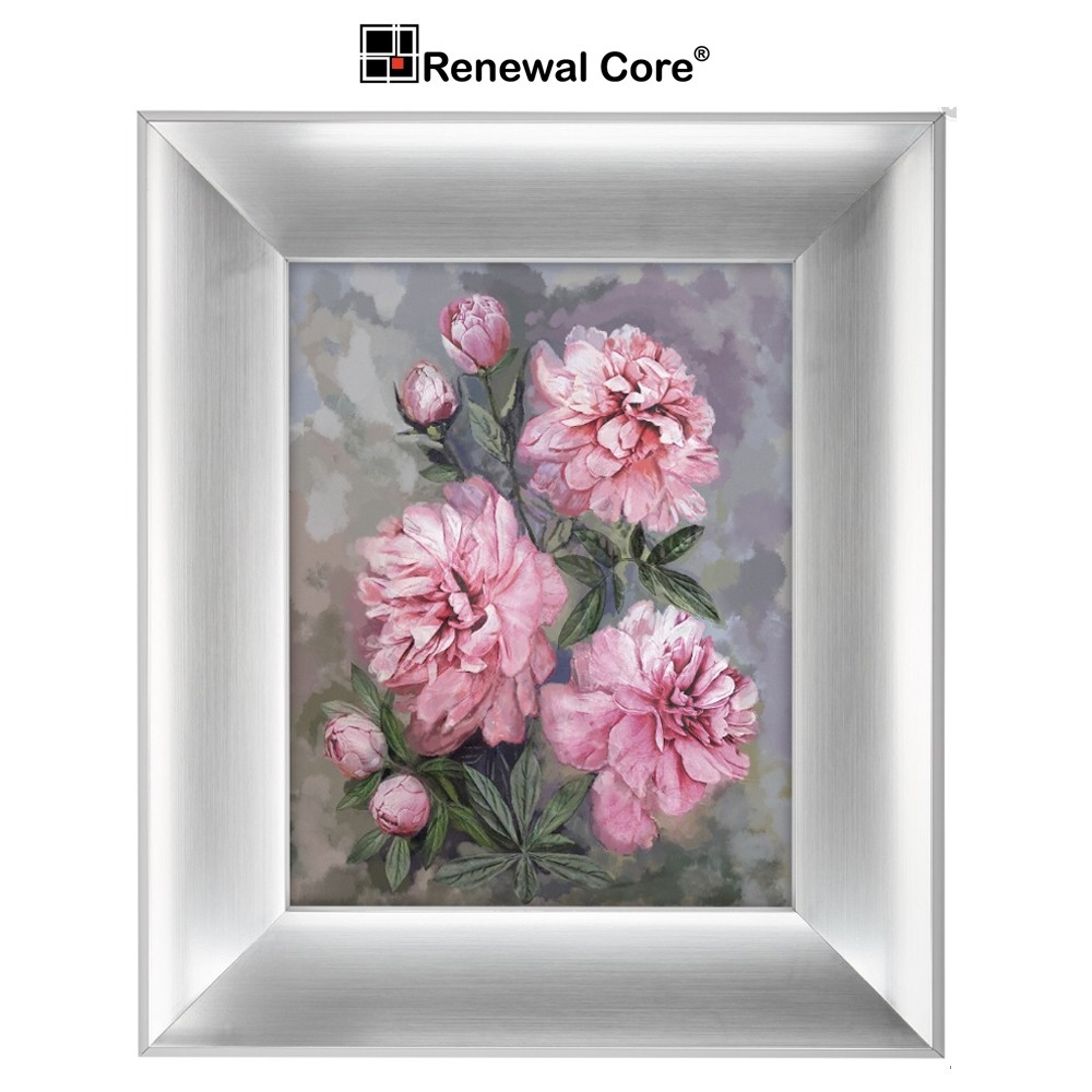 Renewal Core Pamir Open Back Silver Frames
