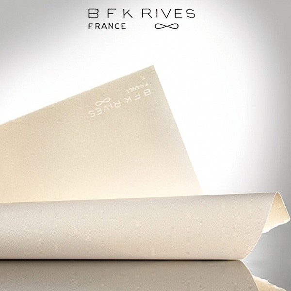 Rives BFK Printmaking Papers Grey