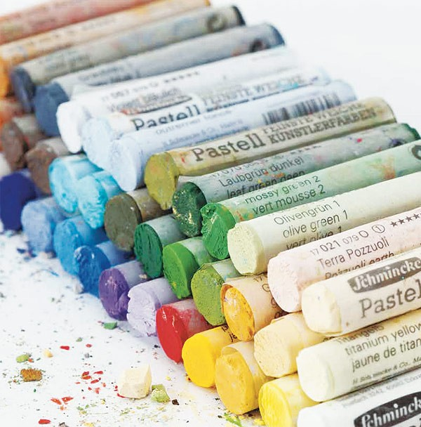 Schmincke Extra-Soft Artists' Soft Pastels Individual