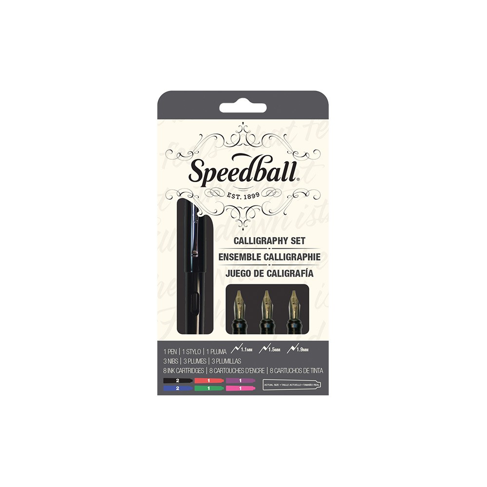 Speedball Calligraphy Fountain Pens and Sets