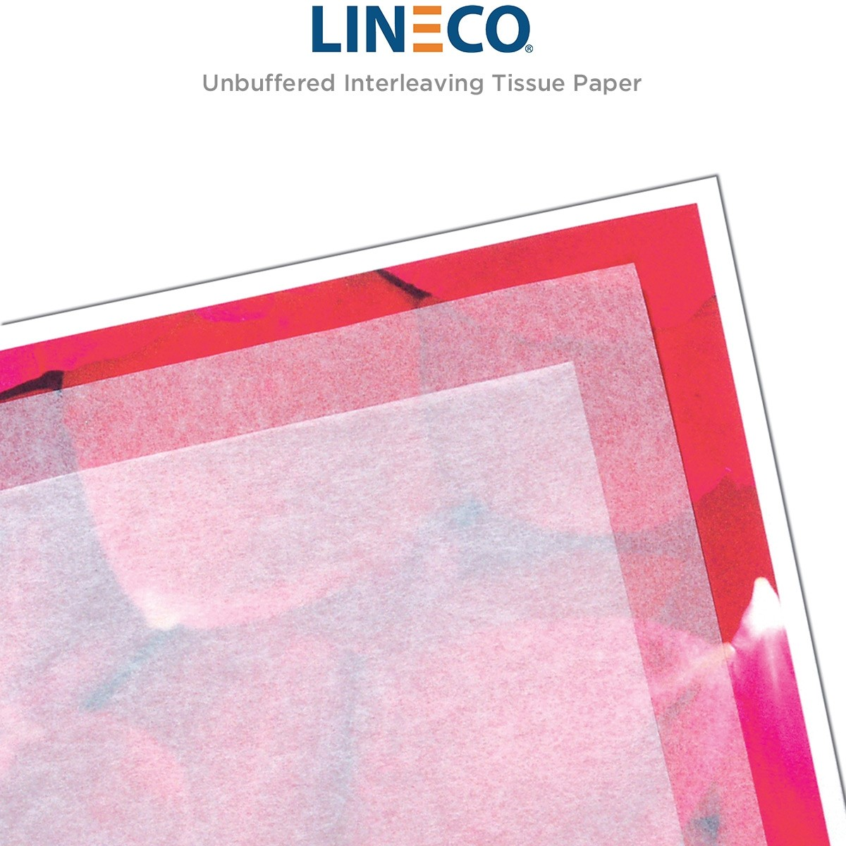 Lineco Unbuffered Interleaving Tissue Paper