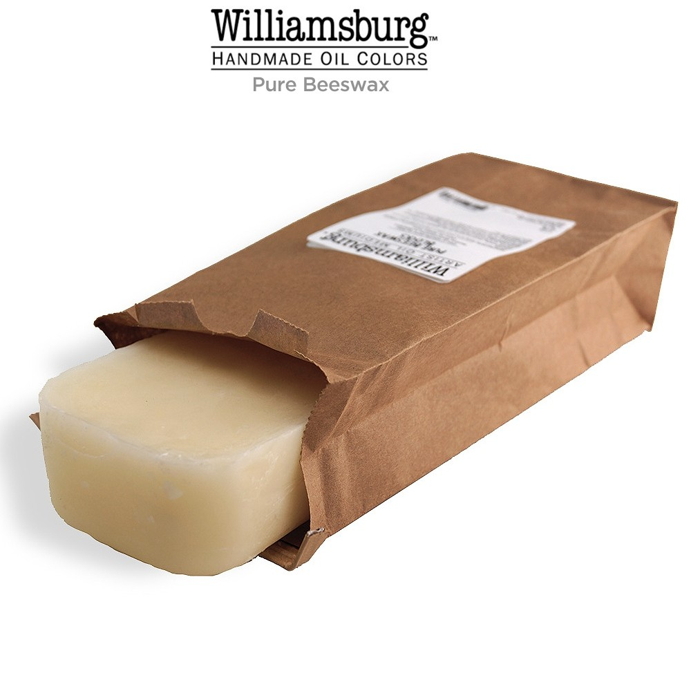 Williamsburg Pure Beeswax Blocks & Pellets