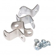 OOK® Metal Off Set Clips - Canvas & Framing