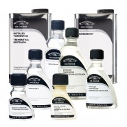 Winsor & Newton Oil Color Solvents