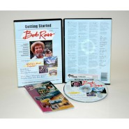 Bob Ross Workshop Wet-on-Wet Technique® DVD's &  Videos