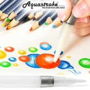 Aquastroke Watercolor Water Brush Pens & Brush Pen Sets
