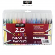 Sargent Art Brush Tip Markers