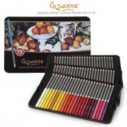 Cezanne Premium Colored Pencils Set of 72