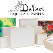 DaVinci Professional Liquid Art Multi-Media Panels