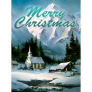 Christmas Art eGift Card - Merry Christmas - electronic gift card