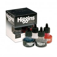 Higgins Drawing Ink Sets