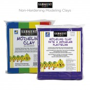 Sargent Art Non-Hardening Modeling Clays