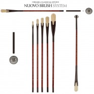 Chelsea Classical Studio Nuovo Long Handle Professional Brushes