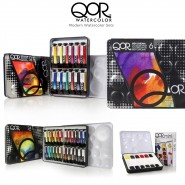 QoR Watercolor Sets