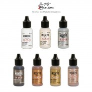Ranger Tim Holtz Metallic Mixatives Alcohol Inks