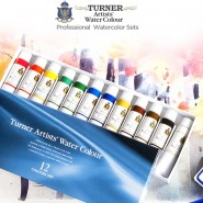Turner Concentrated Professional Artists' Watercolor Sets