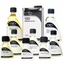 Winsor Newton Oil Color Varnishes