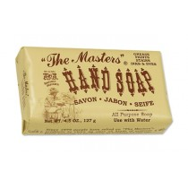 The Masters Artist Hand Soap 4.5oz Bar