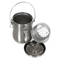 Newton Air Tight Deluxe Brush Washer