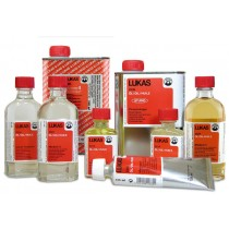LUKAS Oil Mediums come in a variety of sizes