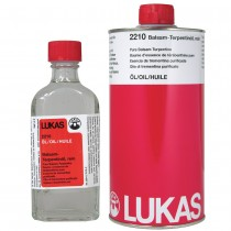 Lukas Pure Balsam Distilled Turpentine