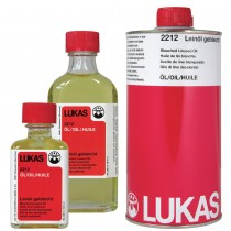 LUKAS Bleached Linseed Oils