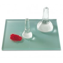 Lukas Glass Pestles And Mixing Plates