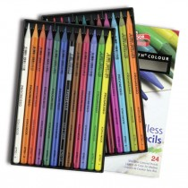 Koh-I-Noor Progresso Woodless Colored Pencil Sets