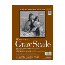 Strathmore Gray Scale Pads