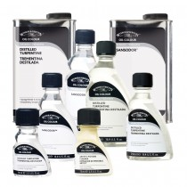 Winsor Newton Oil Color Solvents