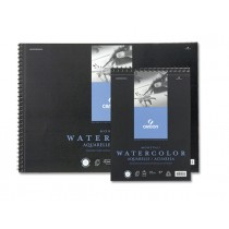 Canson Montval Spiral Watercolor Pads