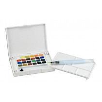 Koi Watercolor Pocket Field Sketch Box Sets