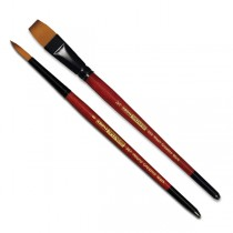 Ebony Splendor Short-Handled Brushes